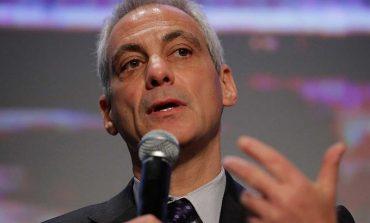 Rahm Emanuel, Maire de Chicago, fait un petit rappel historique à Trump