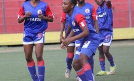 Coupe du monde u-20 France 2018 ːHaïti a hérité les cadors du football féminin