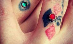 Le piercing de fiançailles, la nouvelle tendance qui fait fureur