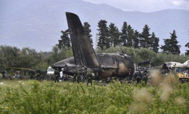 Mort de 257 personnes dans un crash en Algérie