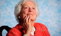 Etats-Unis: l'ancienne première dame, Barbara Bush, meurt à l'âge de 92 ans
