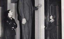 Connaissez-vous Robert Wadlow l'homme le plus grand du monde?