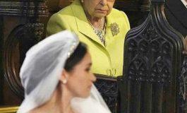 Le regard qui en dit long de la reine Elisabeth