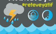 Avis météo : Haïti sous la menace d'inondations et de mouvements de terrain en raison de pluies persistantes