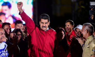 Nicolas Maduro réélu jusqu'en 2025