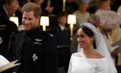 Mariage du siècle: Le Prince Harry et Meghan se sont dit oui