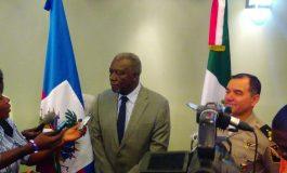 Les autorités haïtiennes accueillent une délégation militaire du Mexique