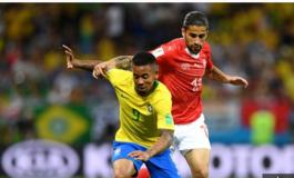 Les Brésiliens déchantés face aux suisses