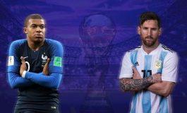 L'histoire donne l'Argentine favorite contre la France