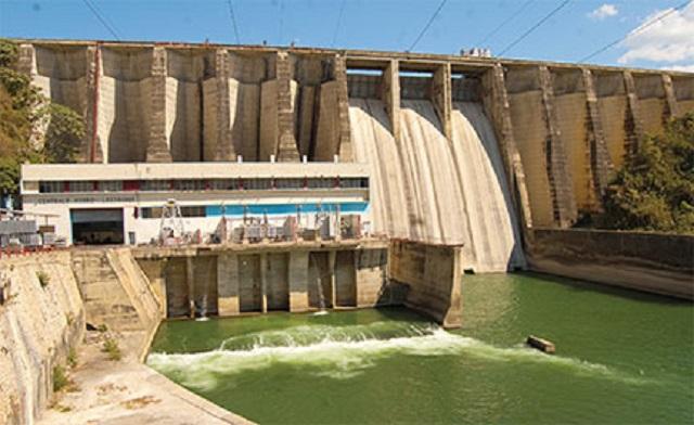 Trois turbines de la Centrale hydroélectrique de Péligre réhabilitées