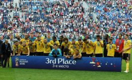 Coupe du monde 2018: La Belgique l'emporte face à l'Angleterre