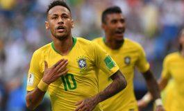 Coupe du monde: le Brésil assure face au Mexique