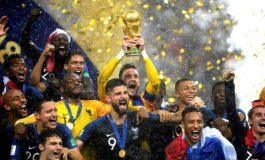 Quelques faits marquants de la finale de la coupe du monde de football 2018