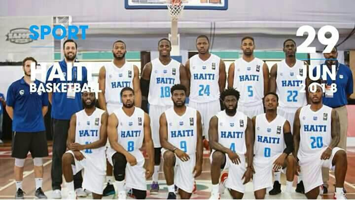 La sélection haïtienne de Basket-ball disqualifiée du tournoi pré-qualificatif Americup 2021