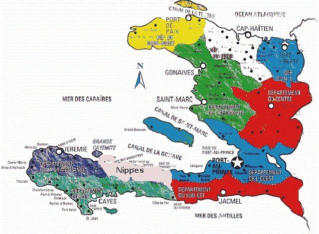 Plus de 87 % des communes d'Haïti sont traitées en parent pauvre