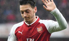 Mezut Özil se retire de la sélection allemande