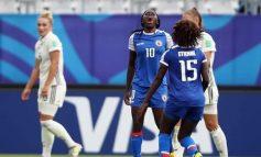 Coupe du Monde U20: Haïti part la tête haute, Nérilia Mondésir rentre dans l'histoire