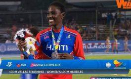 Baranquilla2018 : Haïti décroche sa première médaille