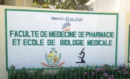 Éducation : Bras de fer entre le Décanat de la Faculté de Médecine et de Pharmacie et des étudiants finissants