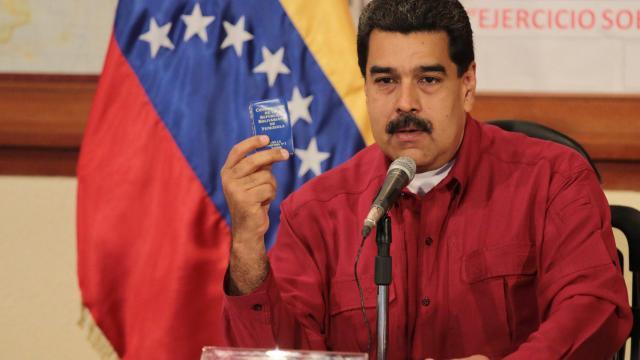 Nicolas Maduro réitère  son appel à une médiation extérieure
