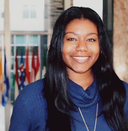 Kedenard Raymond la nouvelle attachée de presse de l'ambassade americaine en Haïti