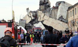 Plus d'une trentaine de mort dans un effondrement de pont en Italie