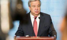 Le Secrétaire Général de l'ONU, Antonio Guterres, avertit le monde sur les conséquences désastreuses du changement climatique d'ici 2020
