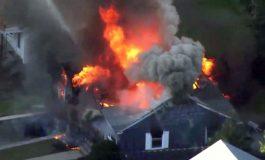 Une série d'explosions de gaz transforme Boston en film d'horreur