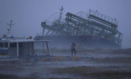 Des centaines de victimes par le typhon trami au Japon