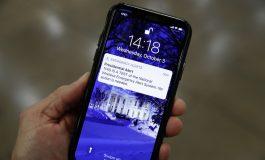 Des millions d'Américains reçoivent un message particulier sur leur portable