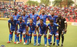 Ligue des nations: le match Haïti vs Sainte Lucie reporté