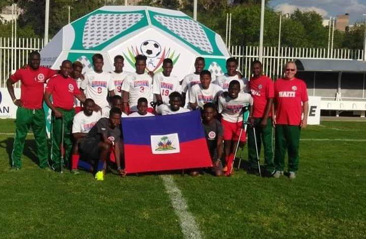 Coupe du Monde des amputés : Nos grenadiers partent du bon pied