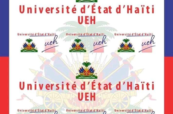 UEH accompagne la Croix-rouge haitienne dans la collecte de sang