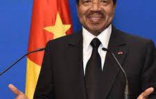 Paul Biya réélu président du Cameroun