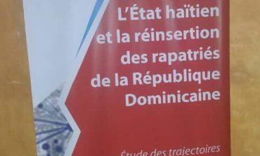 Déportation des haïtiens en RD : l'ORREM présente son rapport de recherche sur la réinsertion des rapatriés