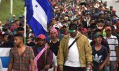 Les migrants honduriens continuent leur marche vers les Etats-Unis
