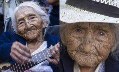 La bolivarienne Mama Julia : Doyenne de l'humanité