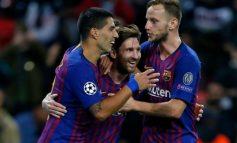 Le Barça s'impose à Wembley, Messi voit double