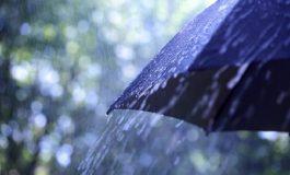 Il pleut, et cela va continuer en s'intensifiant