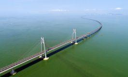 Le pont maritime le plus long du monde bientôt fonctionnel