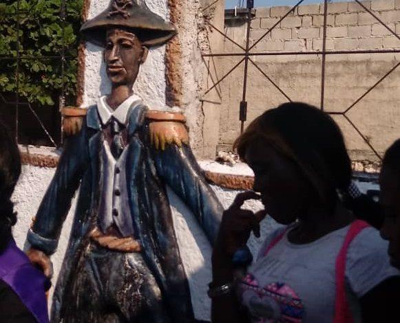 [PHOTOS]: Une ambiance vivante avec les Guédés de Port-au-Prince