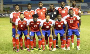 Haïti s'incline en amical contre le Salvador