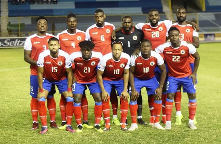 Haïti s'incline en amical contre le Salvador