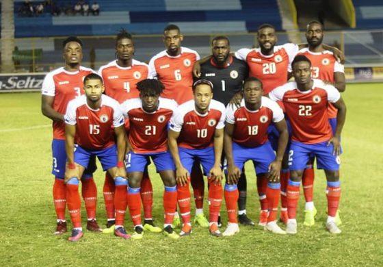 Classement FIFA : Haïti garde sa place chez les masculins