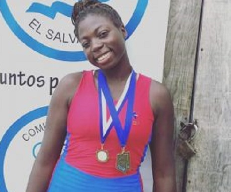 Courses d'Aviron : Gabrielle Amato décroche la première médaille d'or pour Haïti