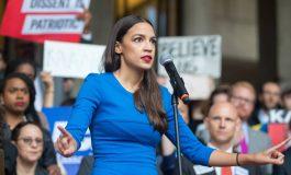 La démocrate Alexandria Ocasio-Cortez : la plus jeune élue au Congrès américain