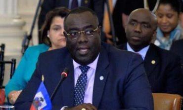 Le Ministre Bocchit Edmond a participé à une séance extraordinaire du Conseil permanent de l'OEA