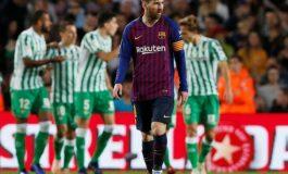 Le Barça s'incline à domicile mais garde toujours la tête