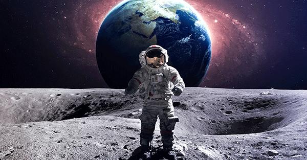 NASA: l'intention d»un nouveau départ pour la lune déclarée