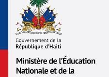 Arrêt des activités scolaires : le MENFP dément